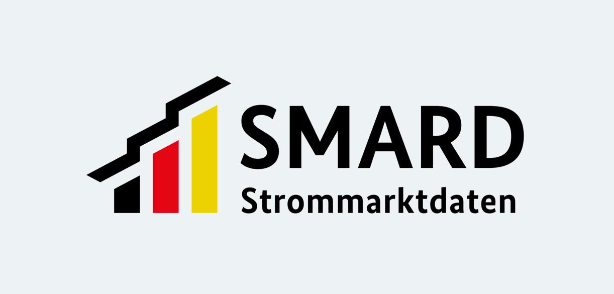SMARD-Logo Strommarktdaten